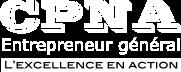 CPNA - Entrepreneur général | L'excellence en action